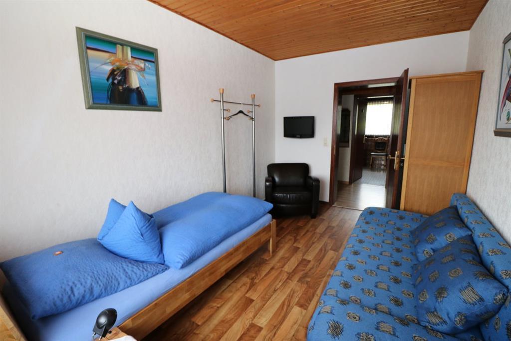 Apartment: Schlafzimmer 1