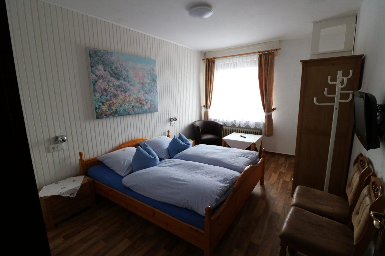 Apartment: Schlafzimmer 2