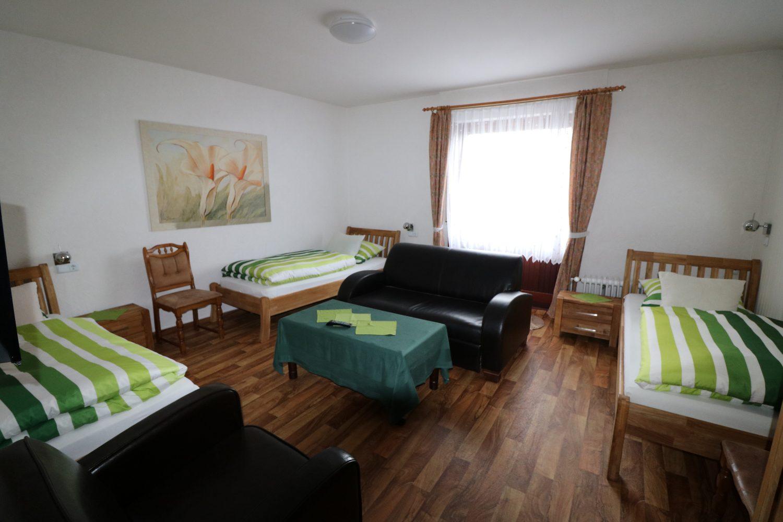 Apartment: Schlafzimmer 3